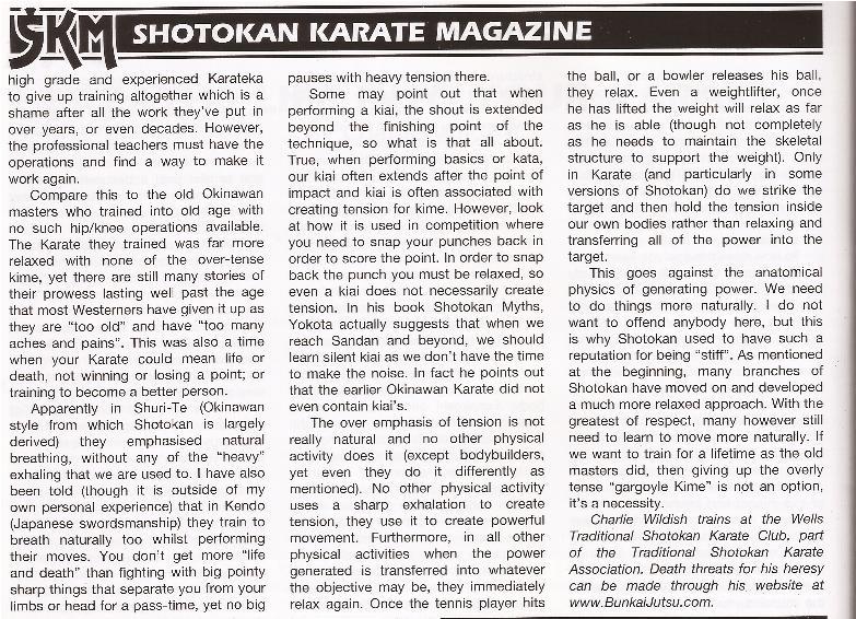 Shotokan Karate Mag 2012-01 4