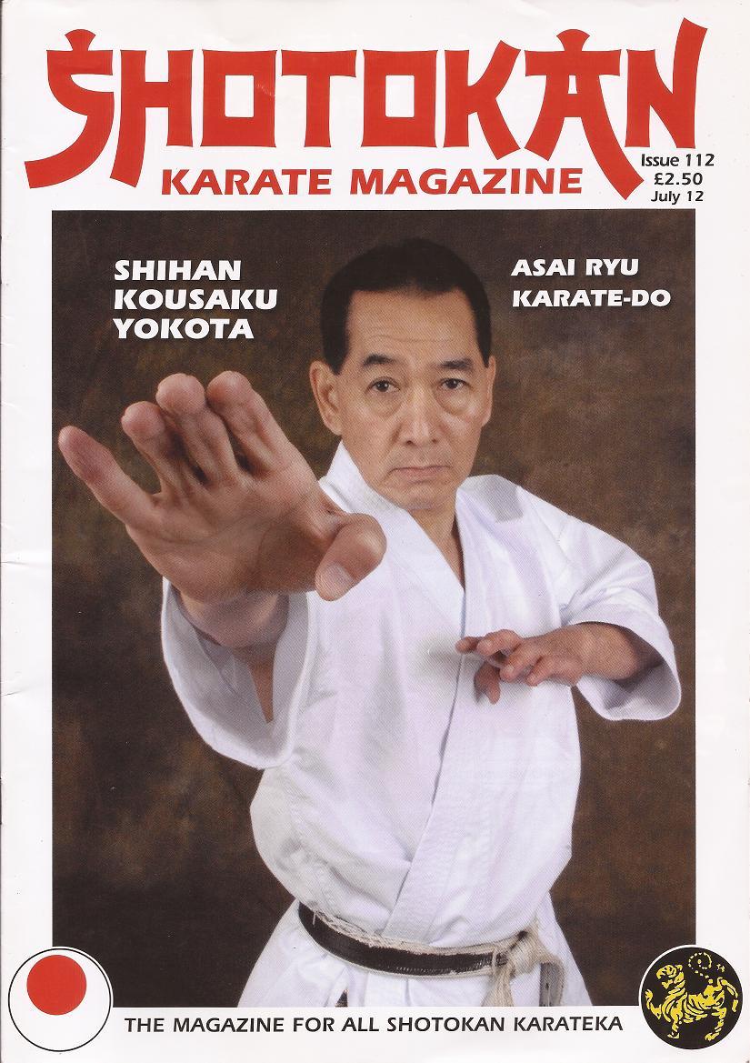 Shotokan Karate Mag 2012-07 1