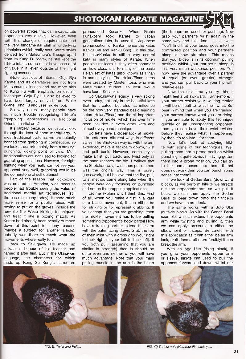 Shotokan Karate Mag 2012-07 3