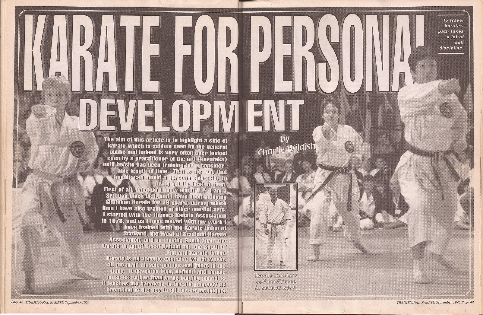 Traditional Martial Arts 1996-09 2